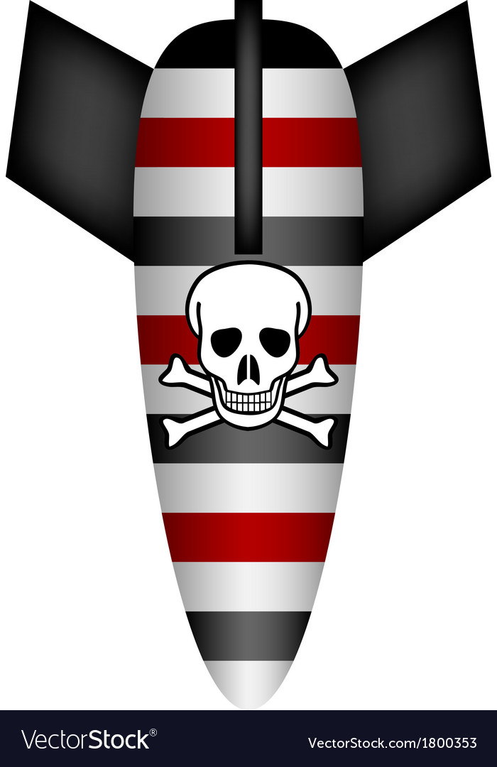Poison bomb vector | Price: 1 Credit (USD $1)