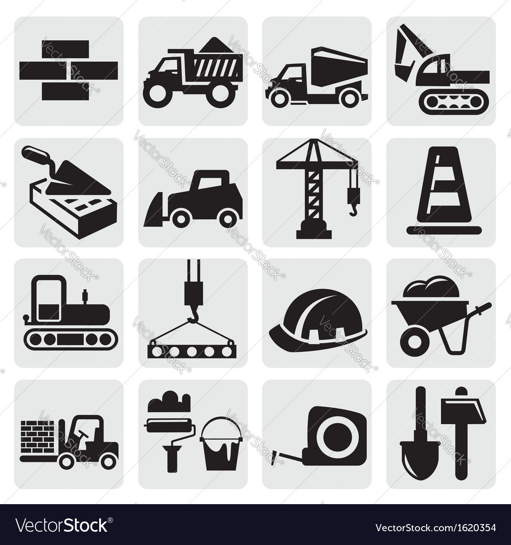 Construction set vector | Price: 1 Credit (USD $1)