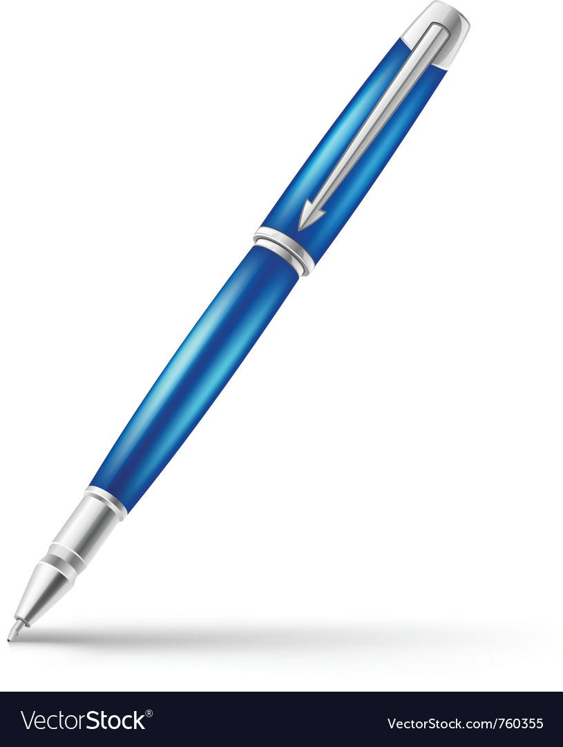 Pen vector | Price: 3 Credit (USD $3)