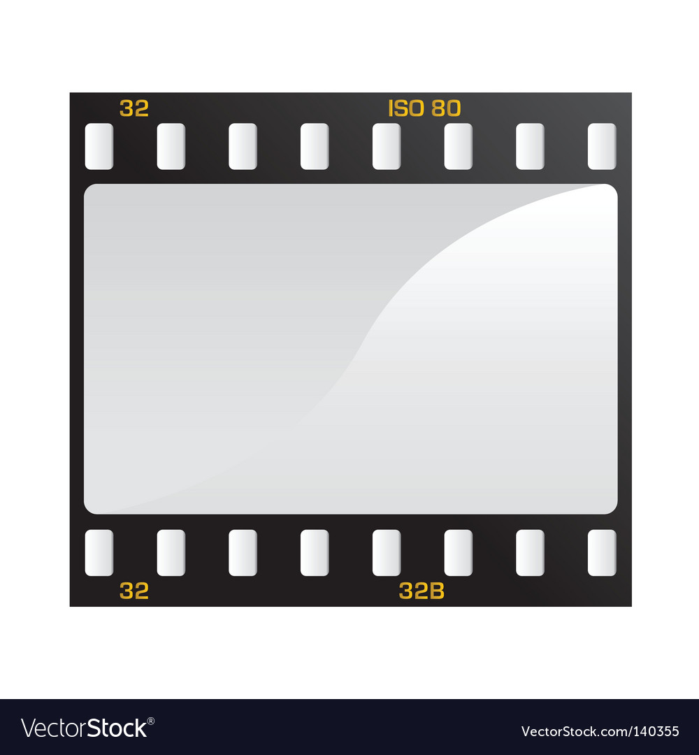 Photo and video film vector | Price: 1 Credit (USD $1)