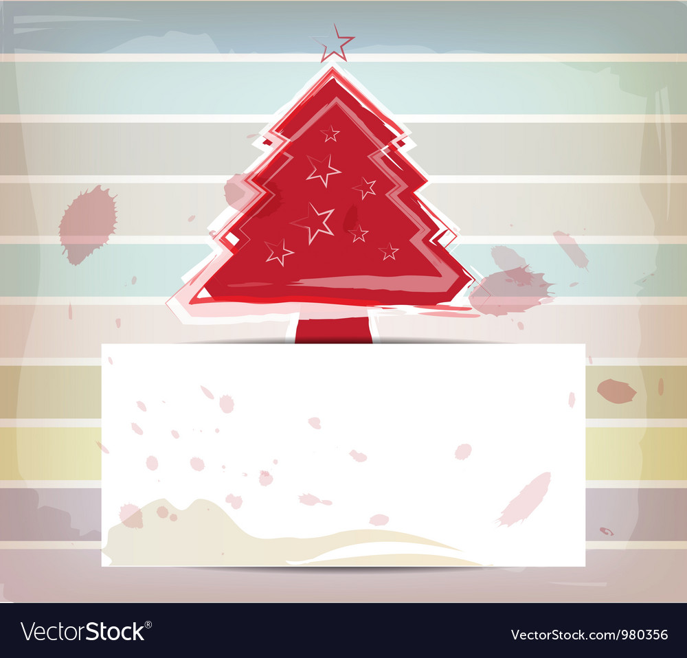 Christmas design and pastel color background vector | Price: 1 Credit (USD $1)
