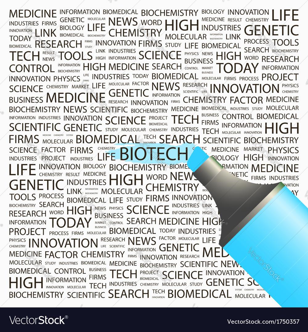 Biotech vector | Price: 1 Credit (USD $1)