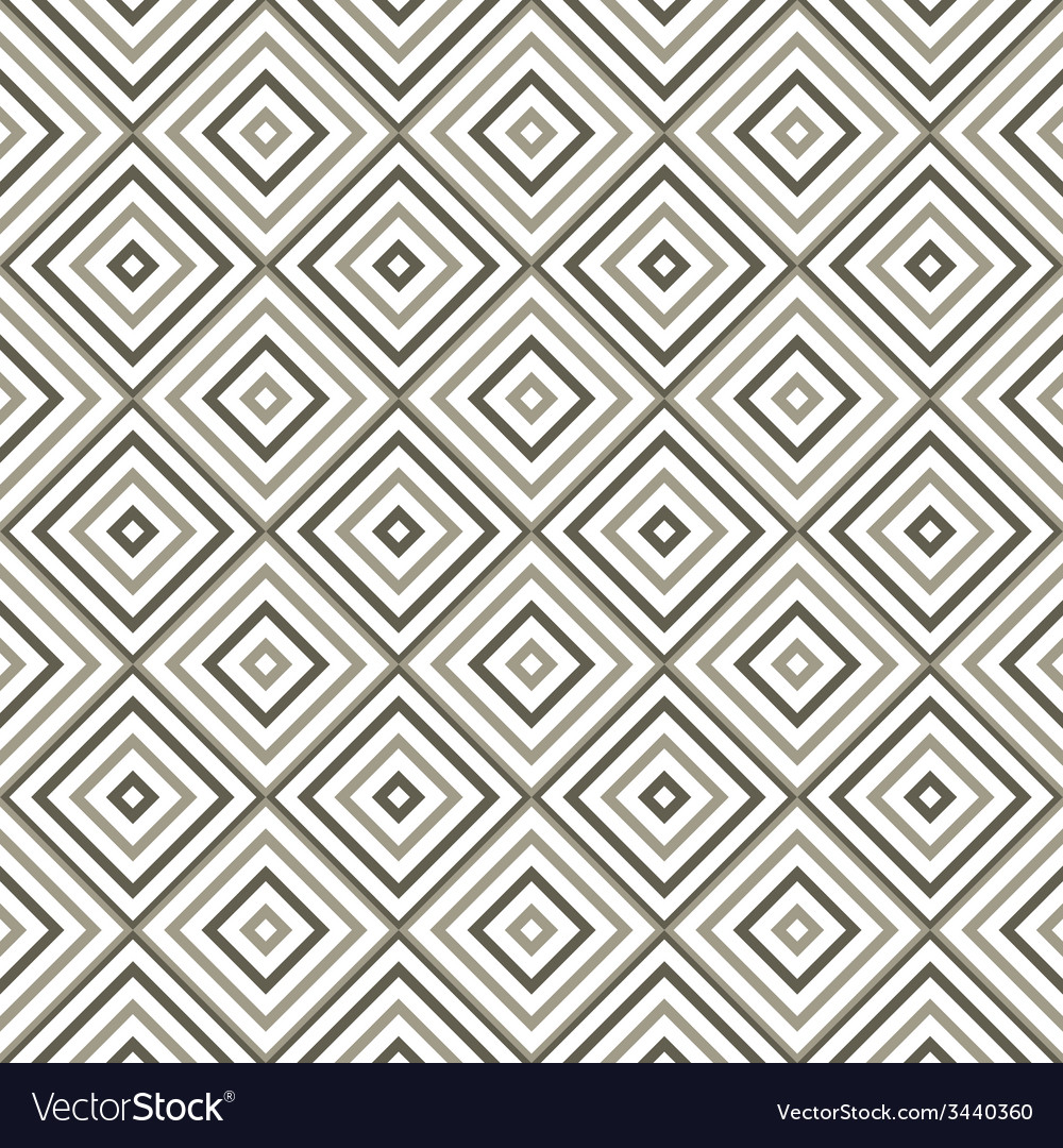 Abstract seamless geometric monochrome diagonal vector | Price: 1 Credit (USD $1)