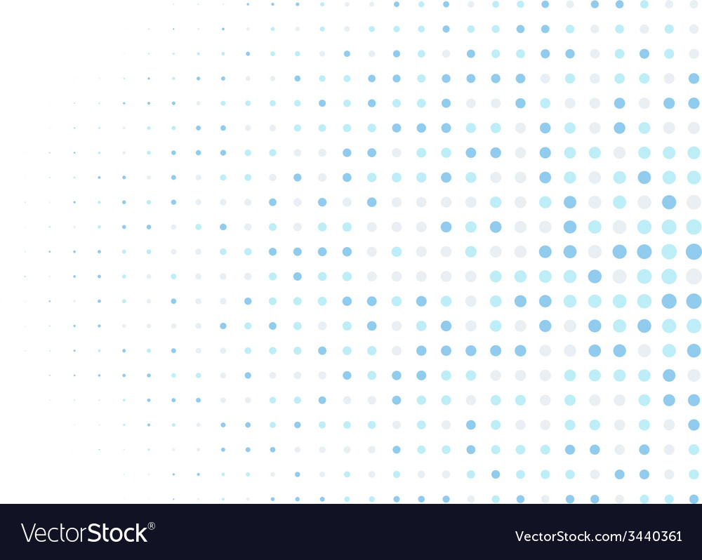 Abstract circle pixel mosaic background vector | Price: 1 Credit (USD $1)