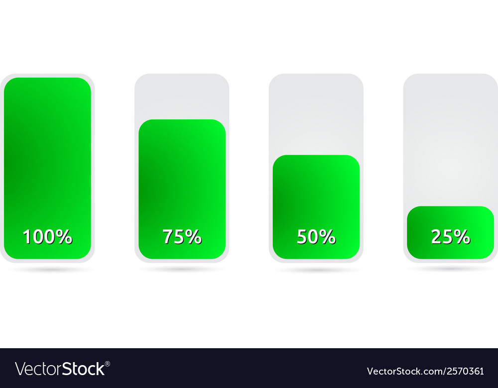 Statistic graph with green vector   Price: 1 Credit (USD $1)