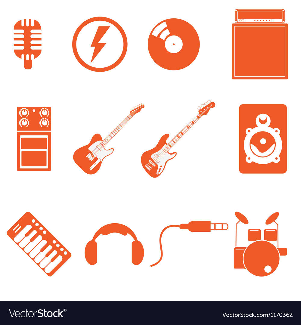 Band icon vector | Price: 1 Credit (USD $1)