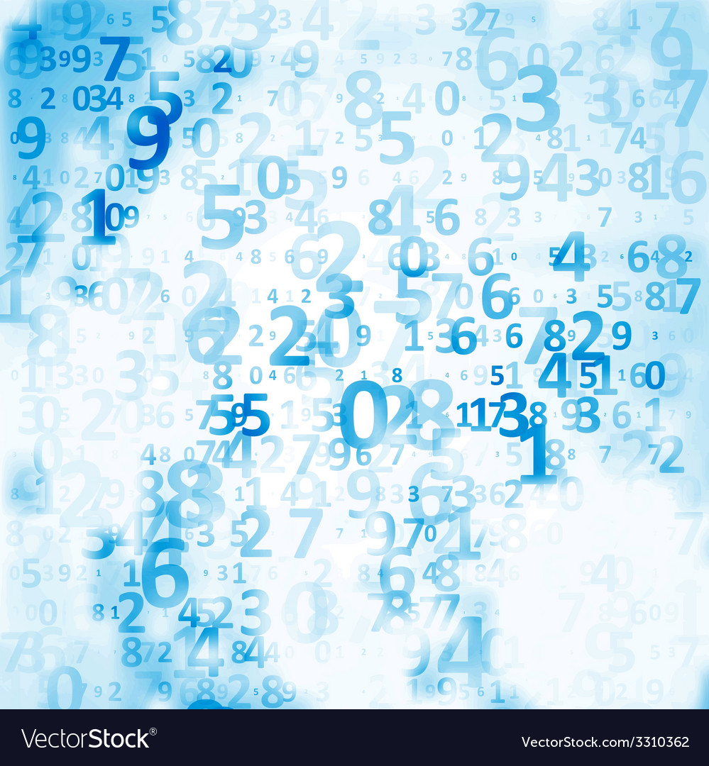 Digital code background vector | Price: 1 Credit (USD $1)