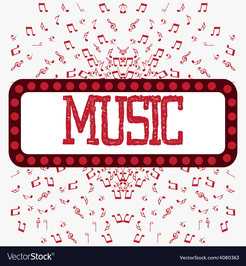Music lifestyle vector | Price: 1 Credit (USD $1)