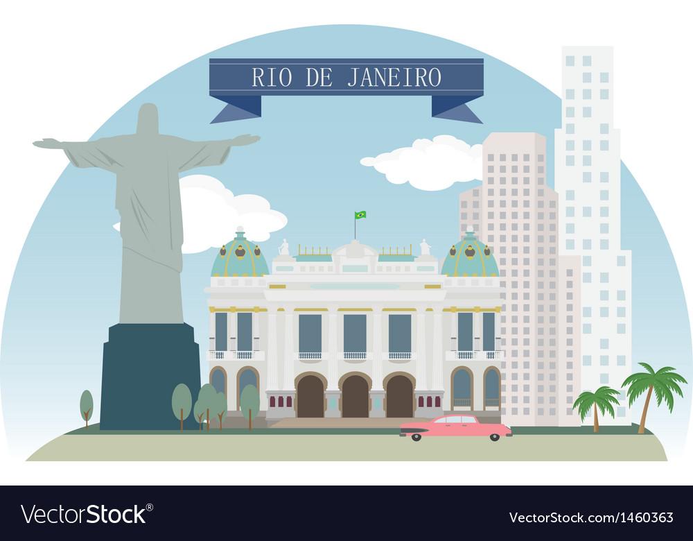 Rio de janeiro vector | Price: 1 Credit (USD $1)