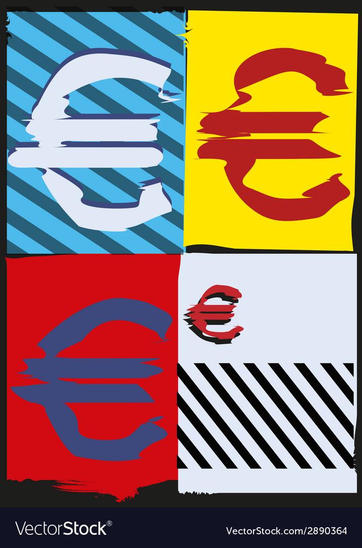 Pop art money vector | Price: 1 Credit (USD $1)