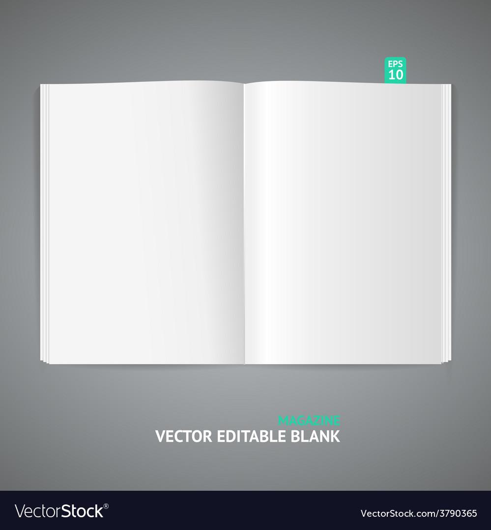 Magazine template vector   Price: 1 Credit (USD $1)