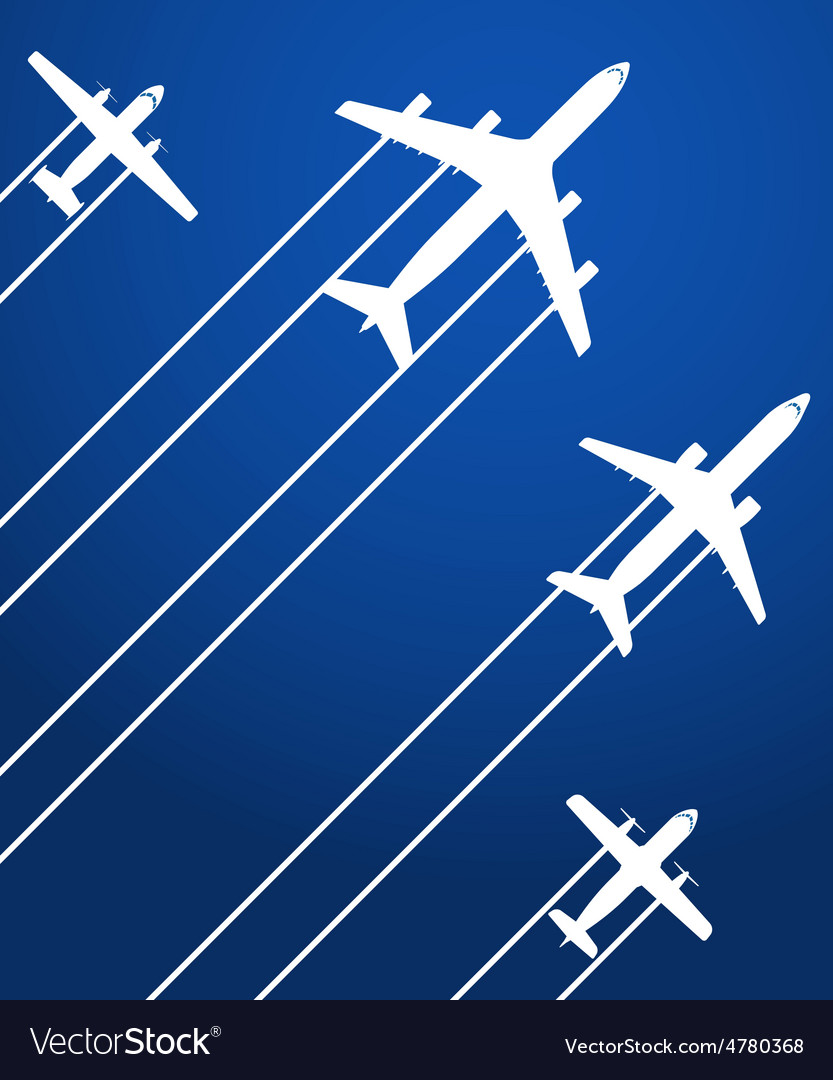 Aviation background vector | Price: 1 Credit (USD $1)