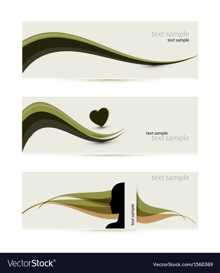 Banner templates vector | Price: 1 Credit (USD $1)