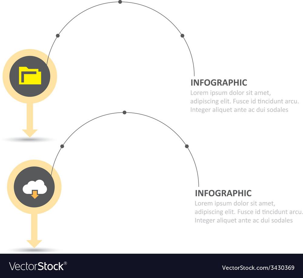Infographic 193 vector | Price: 1 Credit (USD $1)