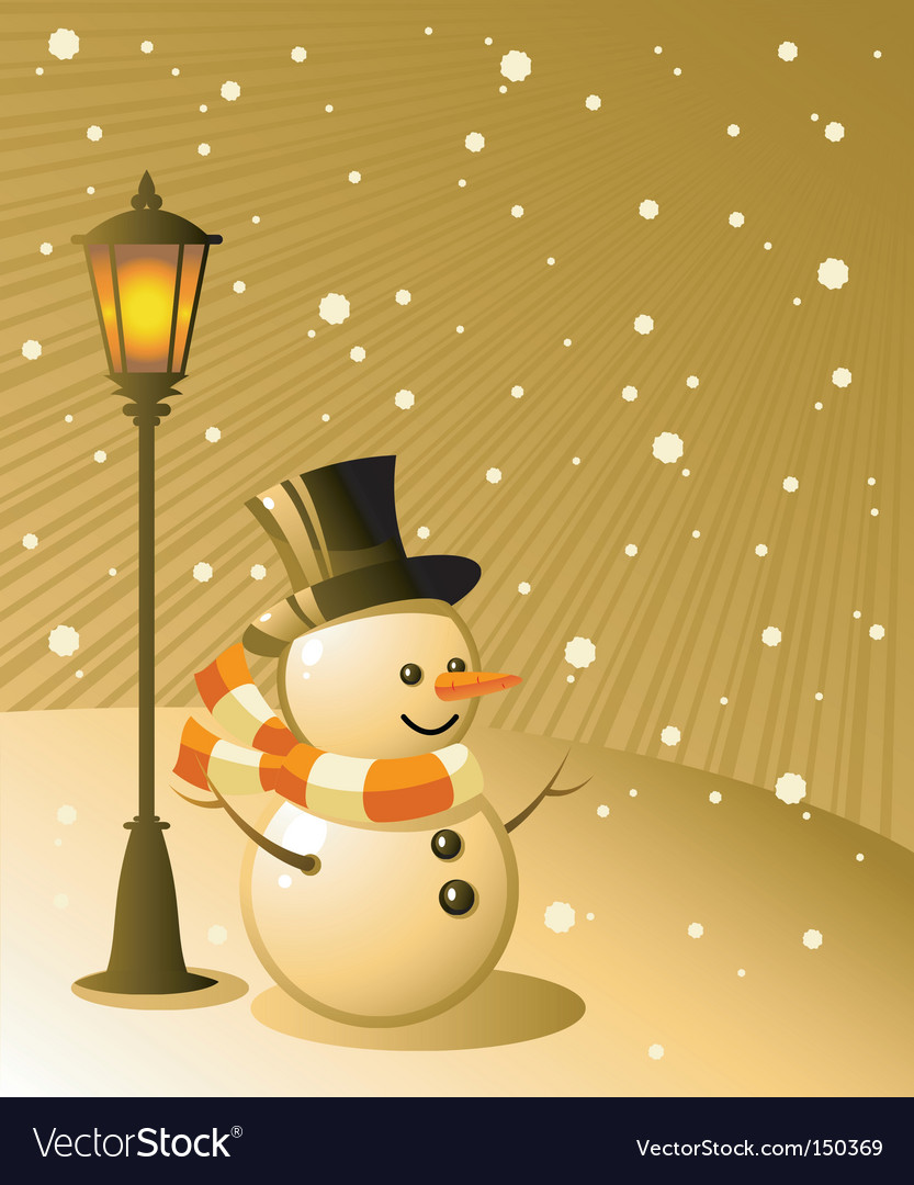 Snowing vector | Price: 1 Credit (USD $1)