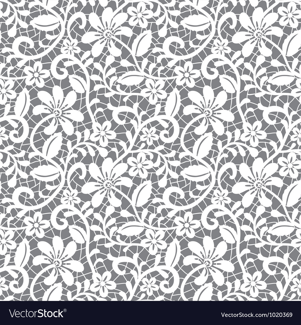 White guipure vector | Price: 1 Credit (USD $1)