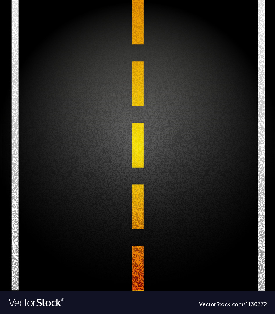 Background asphalt road vector | Price: 1 Credit (USD $1)