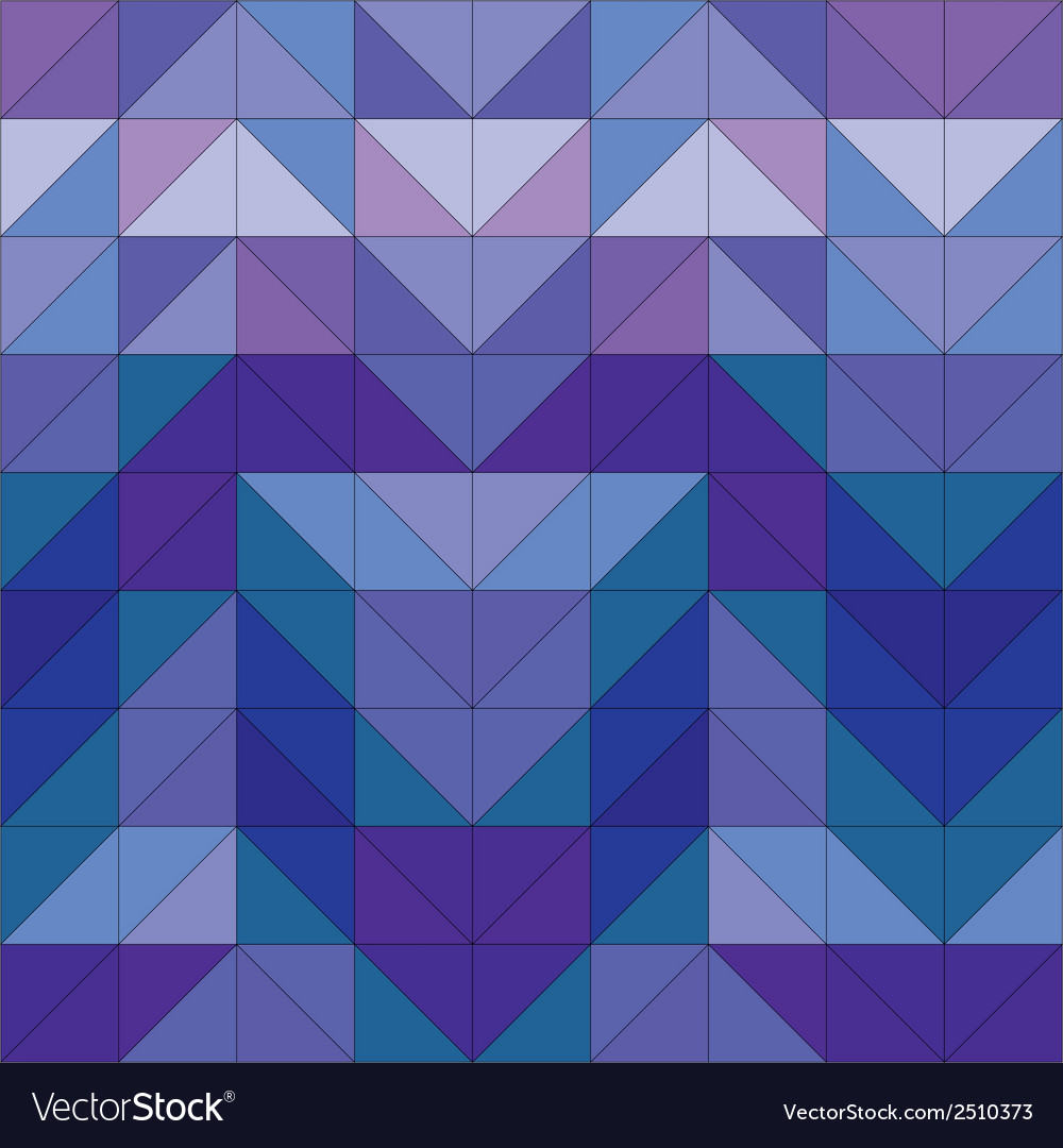 Seamless blue wrapping pattern or tile background vector | Price: 1 Credit (USD $1)