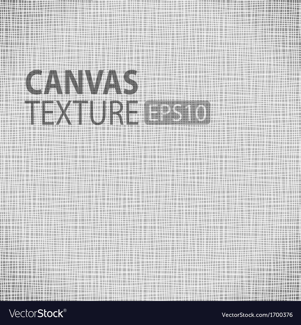Canvas texture vector | Price: 1 Credit (USD $1)