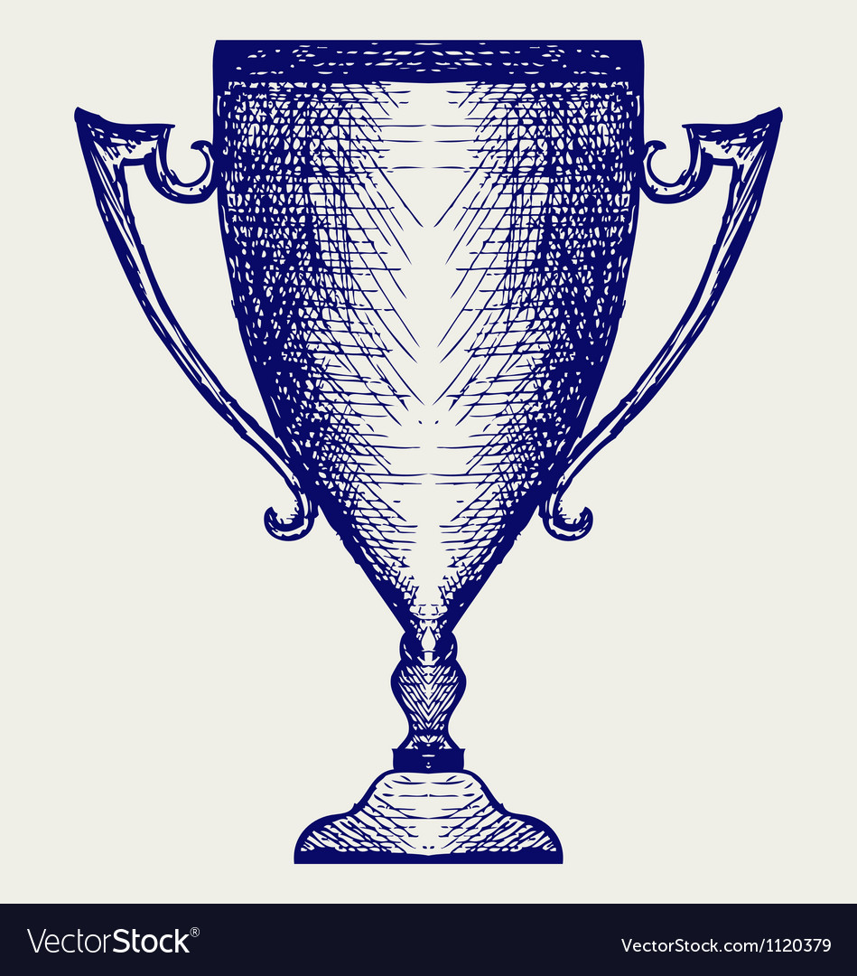 Award trophies vector | Price: 1 Credit (USD $1)