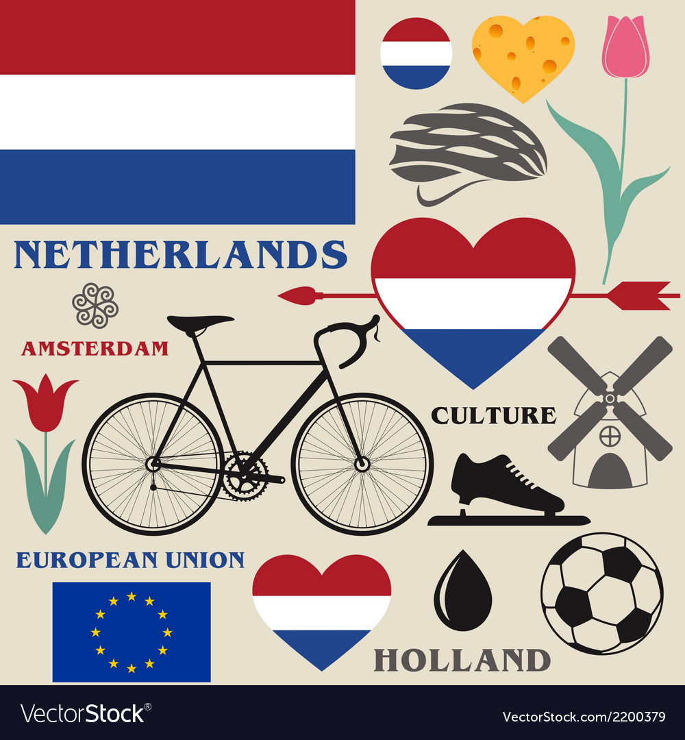 Netherlands vector | Price: 1 Credit (USD $1)