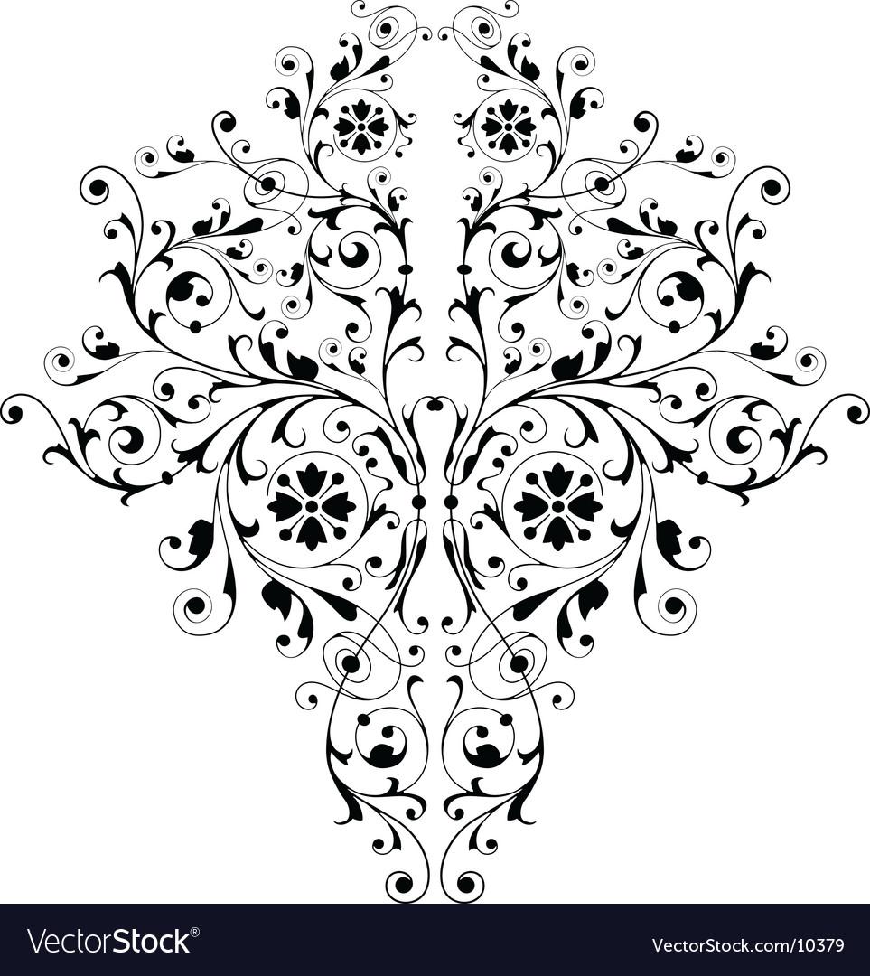 Pattern design vector | Price: 1 Credit (USD $1)