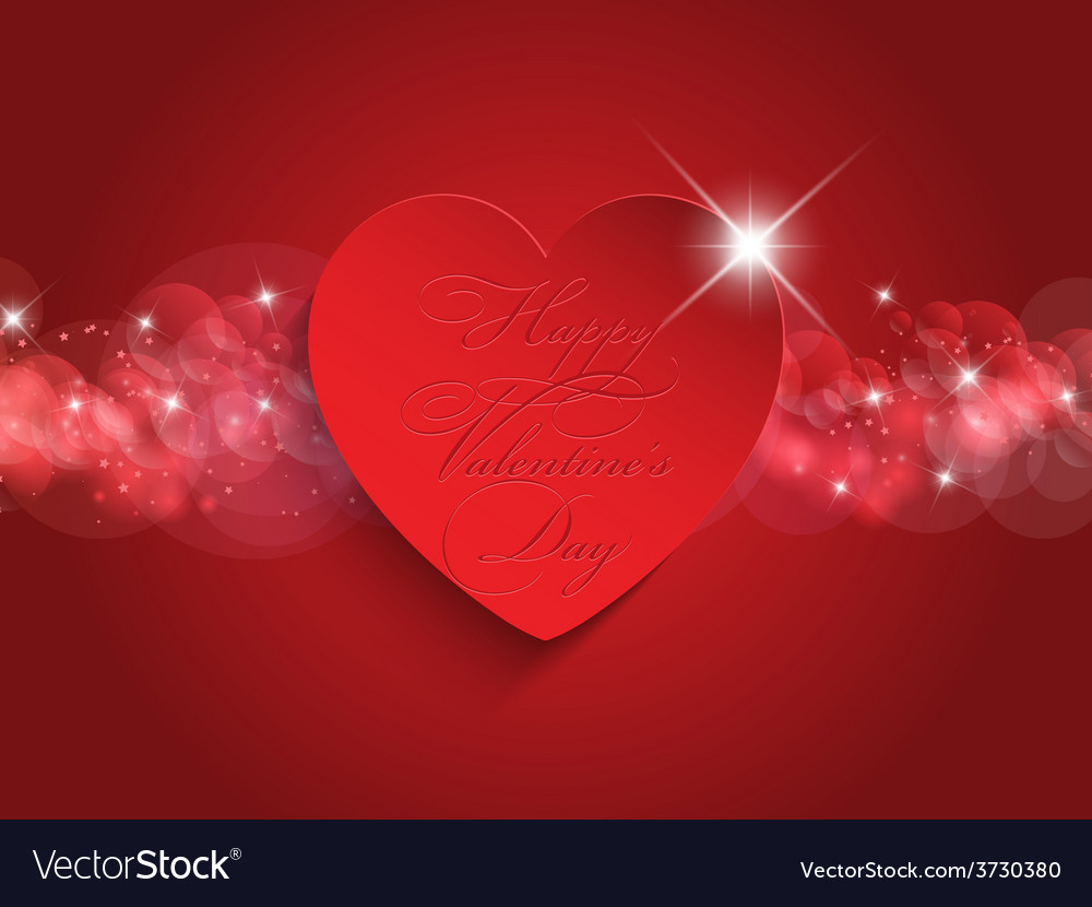 Valentines day background 1512 vector | Price: 1 Credit (USD $1)