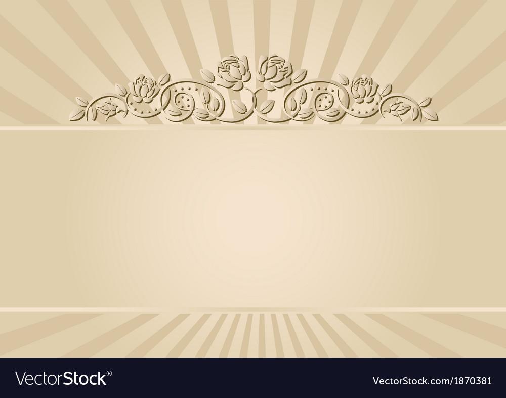 Beige background vector   Price: 1 Credit (USD $1)