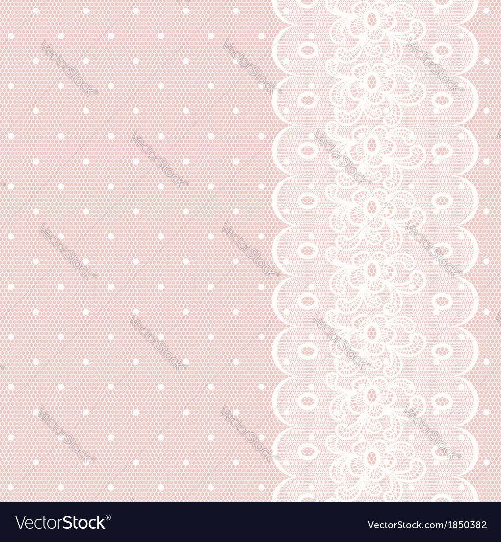 Lacy retro background vector | Price: 1 Credit (USD $1)