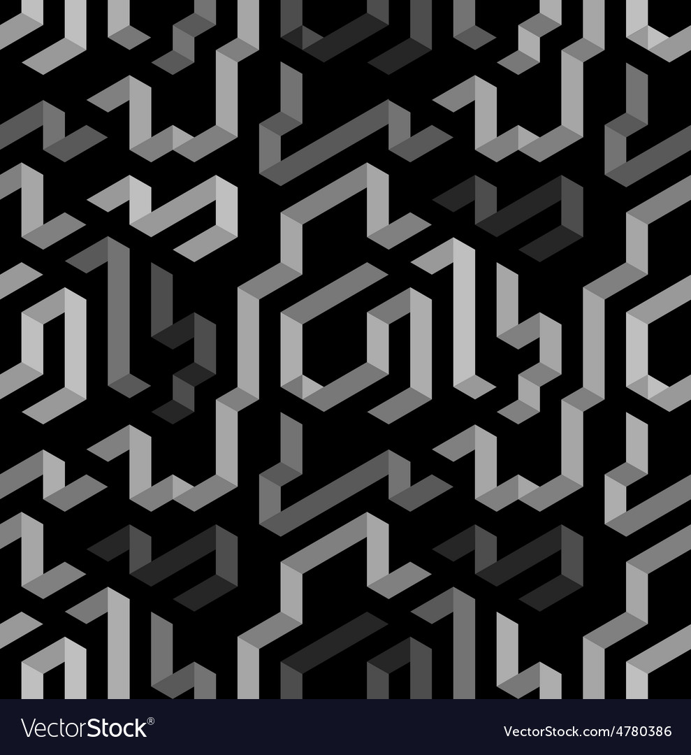 Rectangle pattern vector | Price: 1 Credit (USD $1)