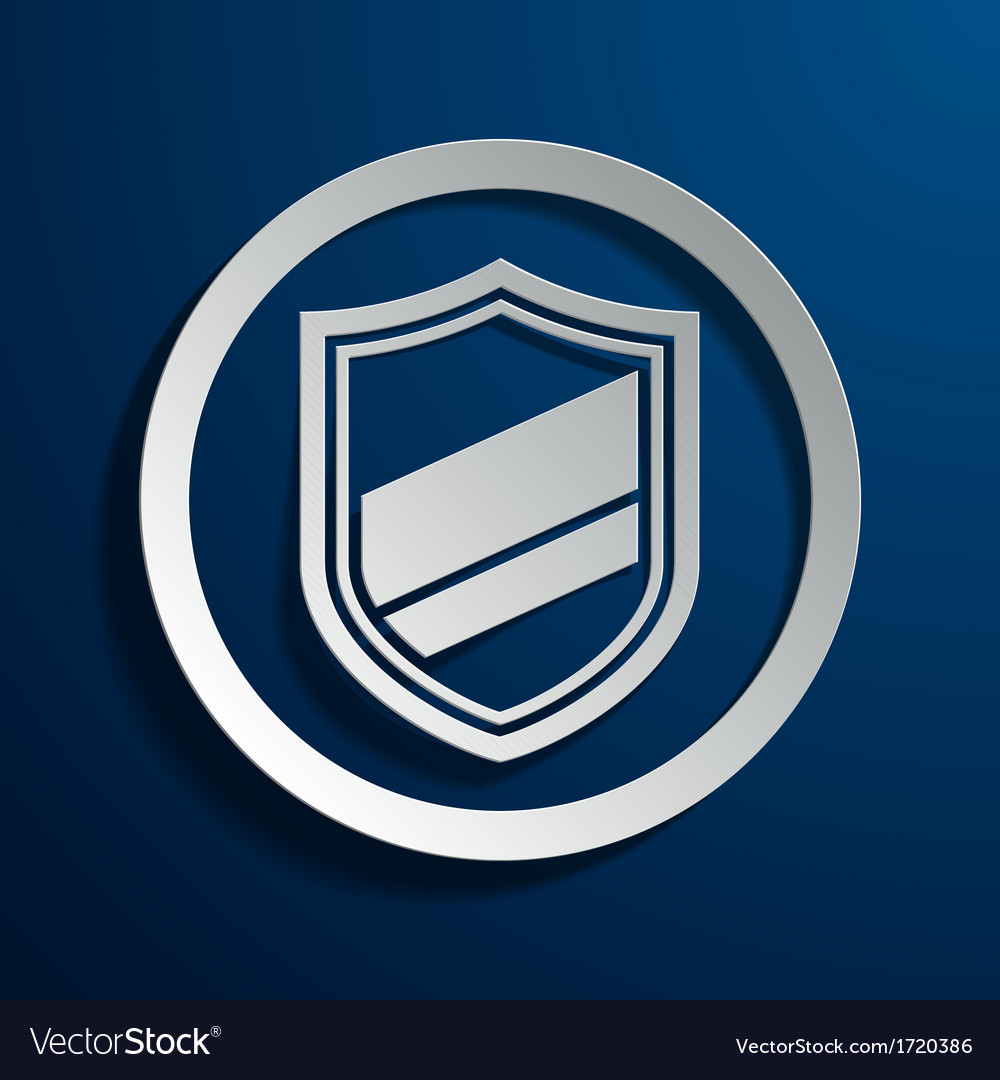 Shield vector | Price: 1 Credit (USD $1)