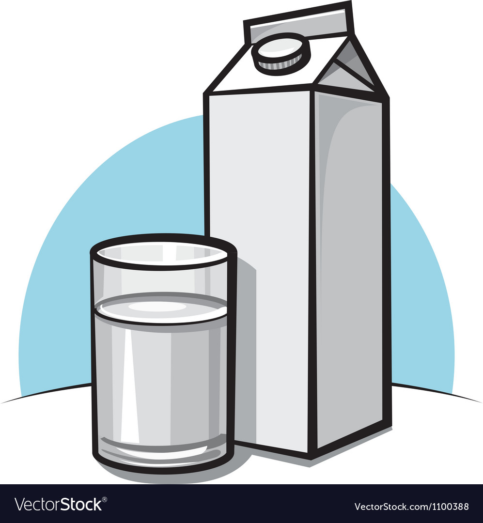 Milk vector | Price: 3 Credit (USD $3)