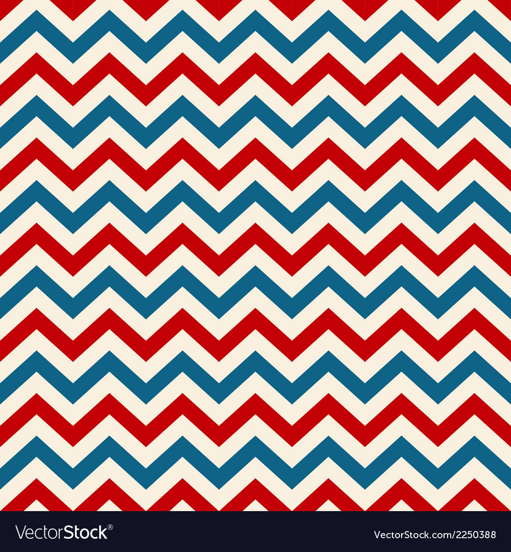 Retro background american patriotic colors vector | Price: 1 Credit (USD $1)
