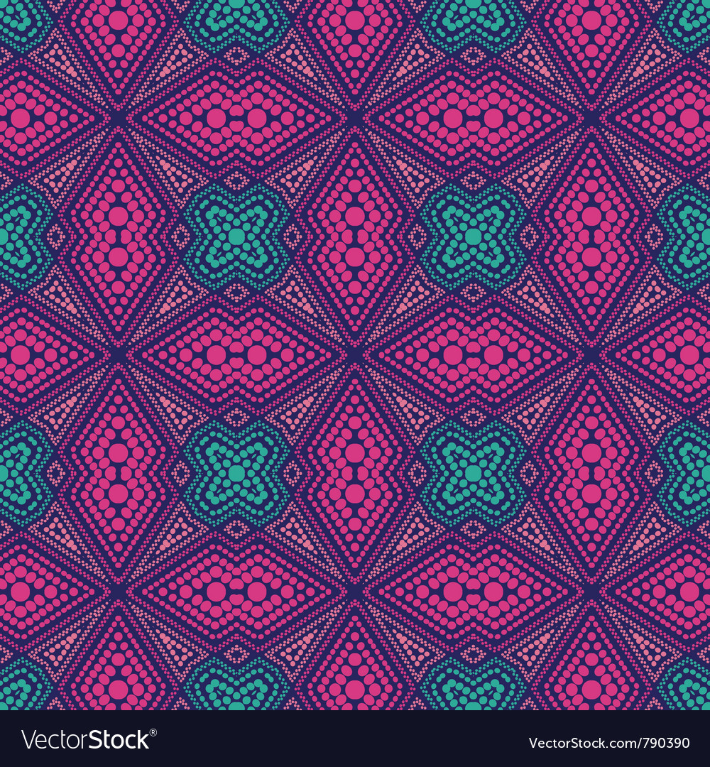 Seamless geometric background vector | Price: 1 Credit (USD $1)