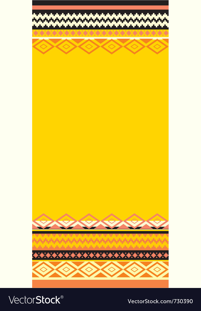Traditional ethnic motifs vector   Price: 1 Credit (USD $1)