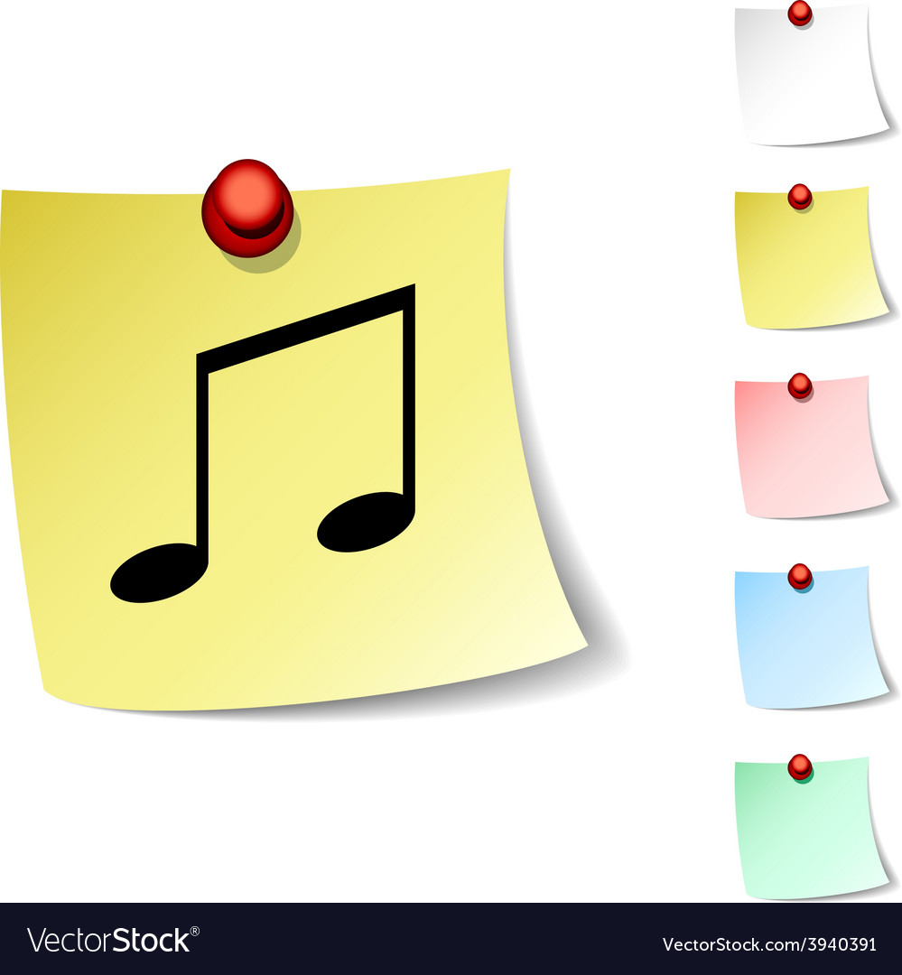 Music icon vector | Price: 1 Credit (USD $1)