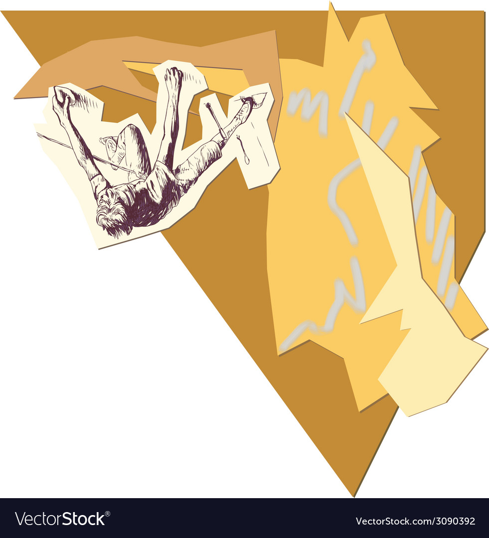 Climber vector | Price: 1 Credit (USD $1)
