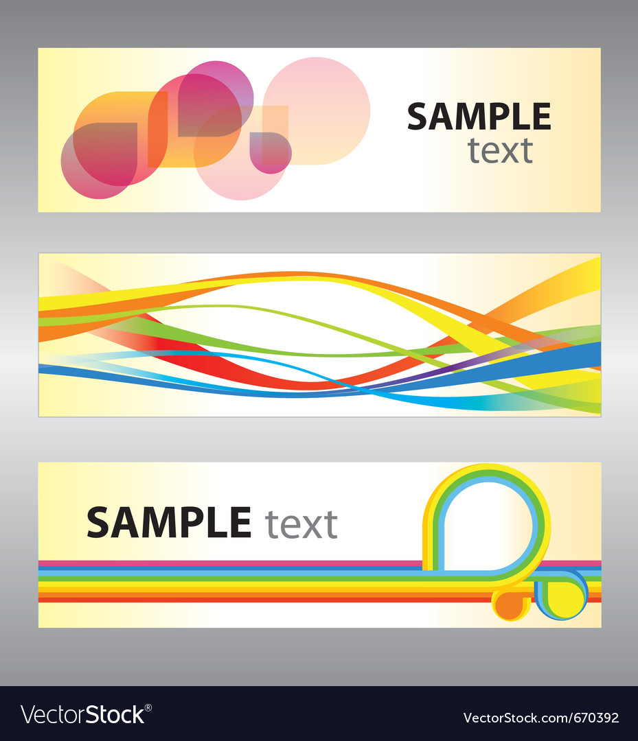 Funky card vector | Price: 1 Credit (USD $1)