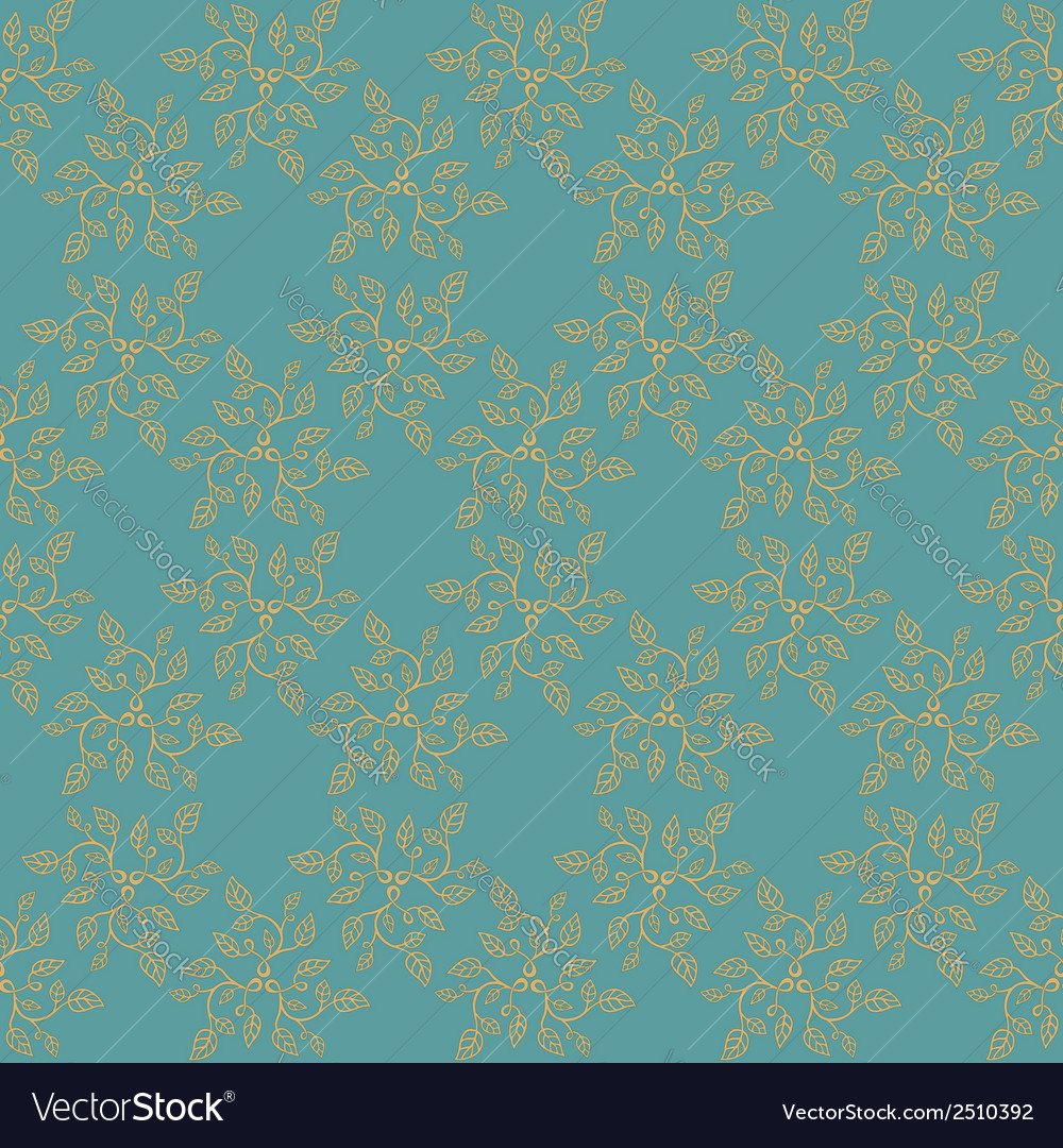 Retro seamless background vector | Price: 1 Credit (USD $1)
