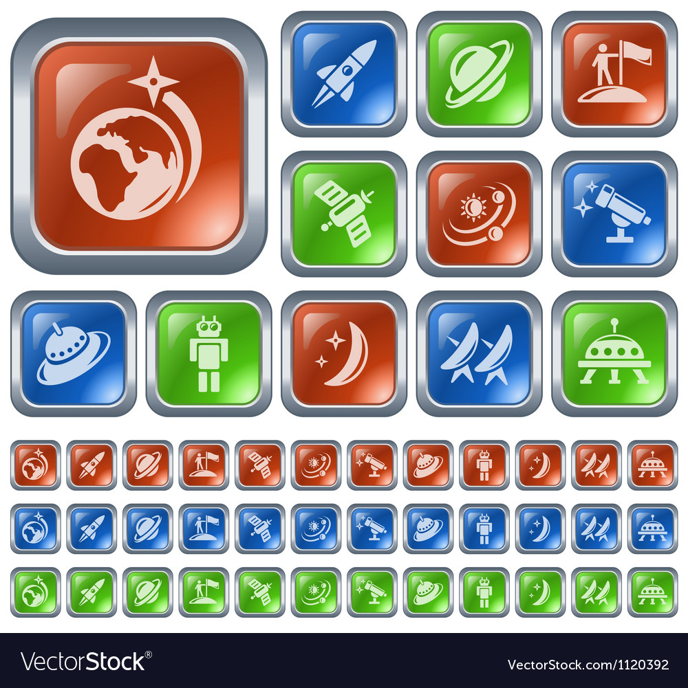 Space buttons vector   Price: 1 Credit (USD $1)
