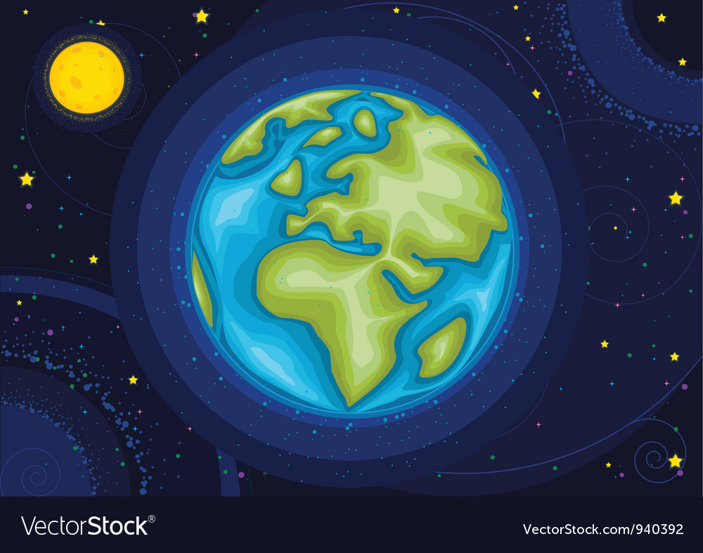 World vector | Price: 3 Credit (USD $3)
