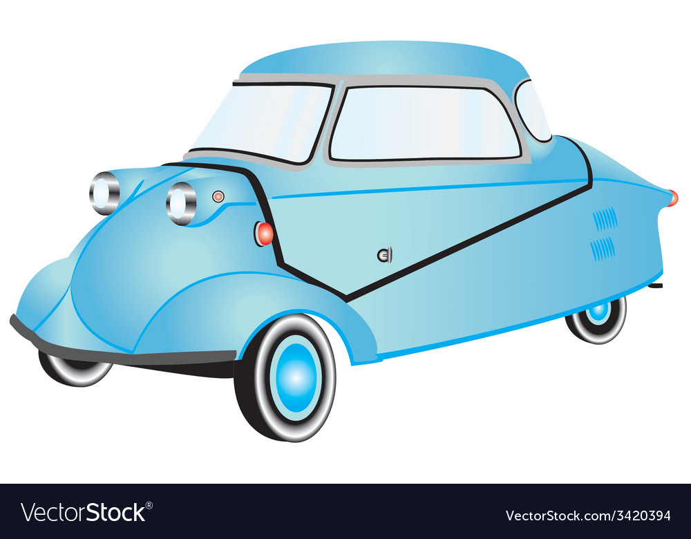 The car for invalids vector | Price: 1 Credit (USD $1)