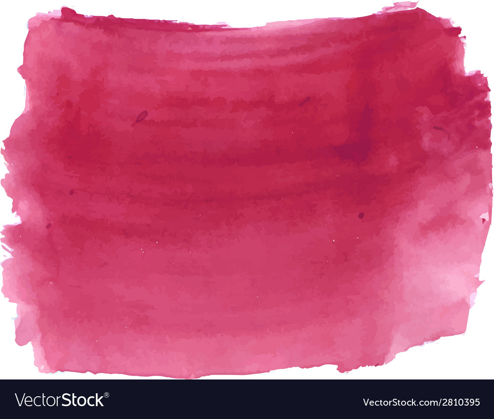 Dark deep red watercolor vector | Price: 1 Credit (USD $1)