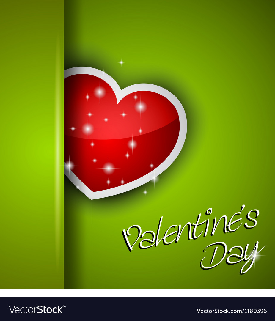 Elegant valentines day background vector | Price: 1 Credit (USD $1)