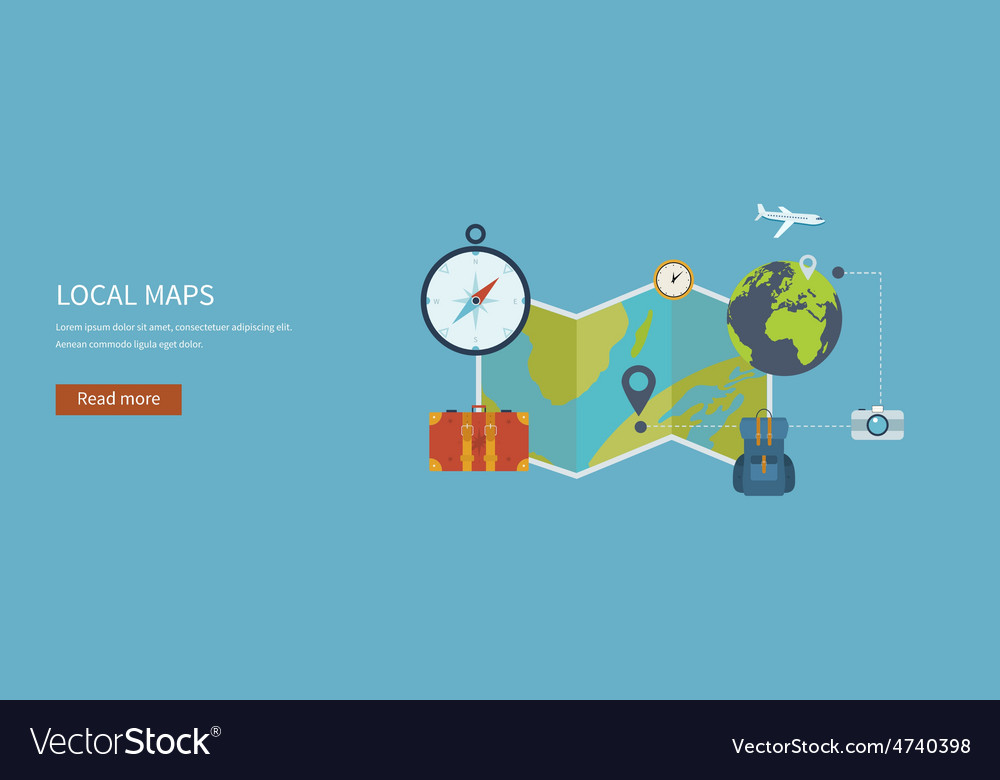 Icons set of traveling on airplane planning a vector   Price: 1 Credit (USD $1)