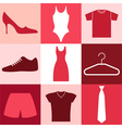 Clothes vector