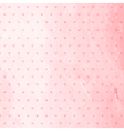 Pink grunge background vector