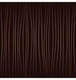 Vertical curves brown vector