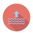 Edd single flat icon vector