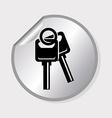 Car keys vector
